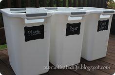 recycle bin idea