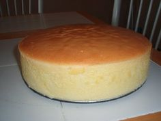 I luv everything about .....: Japanese Cheese Cake Recipe!