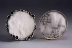 jewelleri, brooches, furs, photo letters, lauren blai, blai jewelri, jewelri inspir, fur brooch, modern jewelry