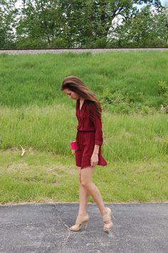Simple Shirtdress, http://asimplestatement.com/2013/06/10/silk-shirtdress/ #fashion #style #shirtdress #simpleoutfit