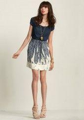Fun new CAbi - love the skirt