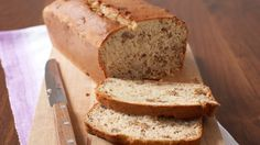 Classic Sour Cream-Banana Bread