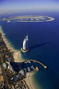 Burj al Arab - Dubai - United Arab Emirates #BurjAlArab #luxury #hotels #dubai #travall #mobile #app www.travall.tv/
