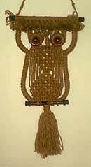 Beautiful macrame owl