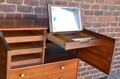 Mid Century Modern Kipp Stewart Drexel Declaration Chest Drawers Dresser Eames | eBay..