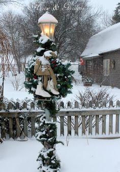 Aiken House  Gardens: A Winter's Day Morn