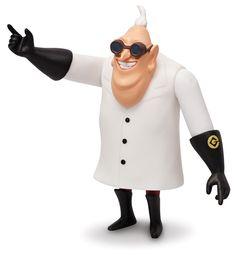 Dr. Nefario - ?