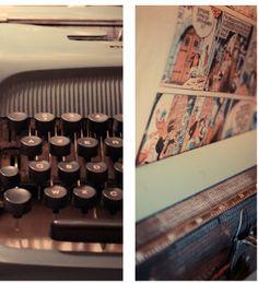 Olivetti - Studio 44 / Typewriter