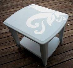 Cute furniture makeover