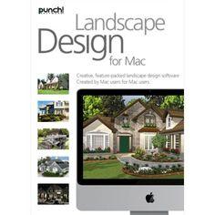 Punch! Landscape Design v17 MAC [Download] by Encore Software  http://www.bestsoftwareformac.net/home-hobbies/punch-landscape-design-v17-mac-download-com/