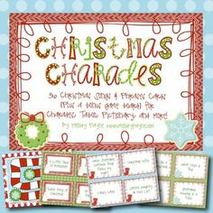 christmas - middle school on Pinterest   Christmas Carol, Sleigh Rides ...