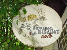 Flying Biscuit - Original Location in Candler Park