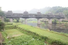 Chengyang Bridge in Ma'an #China #ThrowbackThursday