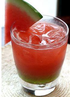 Light Watermelon Margarita