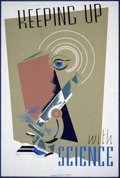 Library of Congress, WPA poster