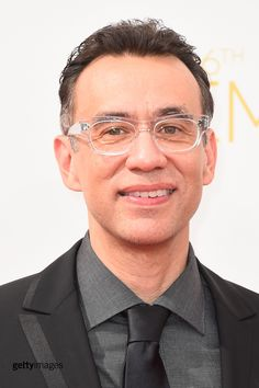 Actor Fred Armisen attends the 66th Annual Primetime Emmy Awards held at Nokia Theatre L.A. Live on August 25, 2014 in Los Angeles, California.  (Photo by Frazer Harrison/Getty Images)
