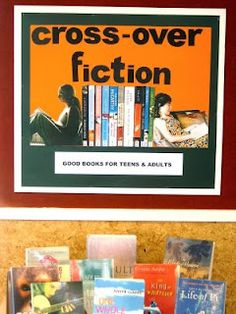 Library Displays: Good Books for Teens & Adults