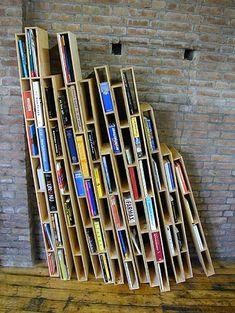Bookshelf by SloomenSlordig