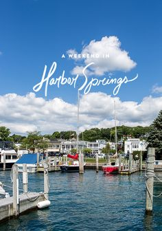 A Weekend In: Harbor Springs, Michigan | The Fresh Exchange