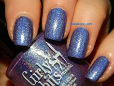 Girly Bits Man Size Love swatches and review on BeautyJudy
