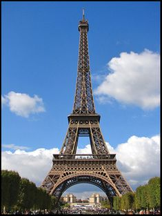 Eiffel Tower | named after the engineer Gustave Eiffel | and errected in 1889 as the entrance arch to the 1889 World's Fair | it has become both a global cultural icon of France | and one of the most recognizable structures in the world |