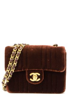 Vintage Chanel NS Chain Shoulder Bag