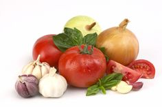 Decorative Vegetables for Party Platters