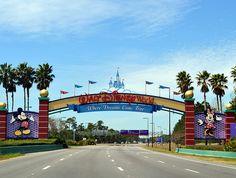 Disney World Orlando, FL, USA
