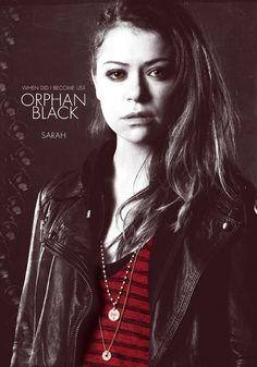 #OrphanBlack (BBC America) season 1 poster