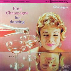 Pink champagne for d