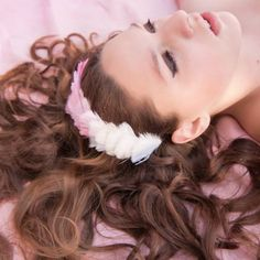 Create a stunning ombre feather headband by using inexpensive craft feathers
