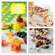 Best travel snack recipes at Cool Mom Picks