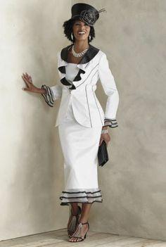 Sherene Skirt Suit from ASHRO