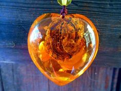 Very rare Vintage One of a Kind Baltic Amber Necklace.