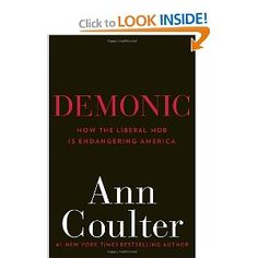 Demonic, by Ann Coulter