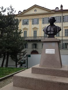 Mohandas Karamchand Gandhi - Parco Cavour, Torino