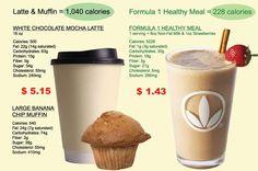 Starbucks vs Herbalife