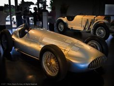 Mercedes-Benz W154 Grand Prix Car at the 2011 Pebble Beach Concours d'Elegance.    Photo: Royce Rumsey