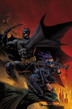Batman & Bluebird