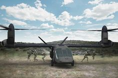 """Sikorsky's Newest Helicopter Is Nearly as Fast as an Airplane -- And It's Got Rockets Textron (NYSE: TXT ) is offering the Army its most up-to-date """"tiltrotor"""" technology, and a next-generation version of its popular V-22 Osprey helicopter/airplane hybrid, dubbed the """"V-280 Valor."""""""