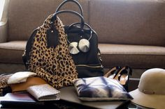 My Chic Sole Society Bag: Conquer your travel tote