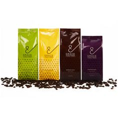 Coffee of Grace Sampler 4 Pack by Coffee of Grace | Fab.com