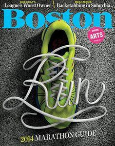Boston #magazine #cover