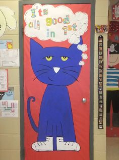 Pete the Cat!