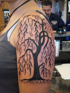 Tree Tattoos - Tattoos.net