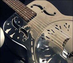 Learn to play the dobro