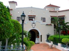 Castillo Serrallés, Ponce, Puerto Rico
