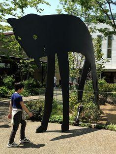 tokyo-impressions: jumping the fence - Daikanyama
