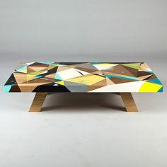 Graffiti Coffee Table