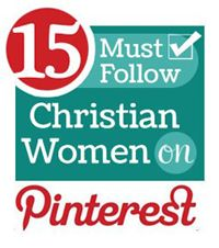 15 Must Follow Christian Women on Pinterest